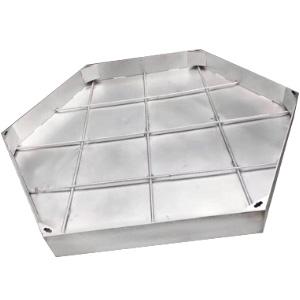 异形不锈钢井盖定制