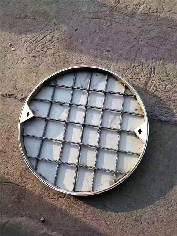 不锈钢井盖